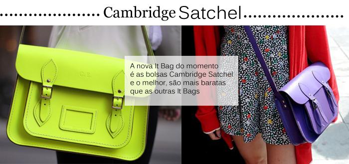 bag Cambridge Satchel