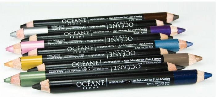 lápis delineador duo