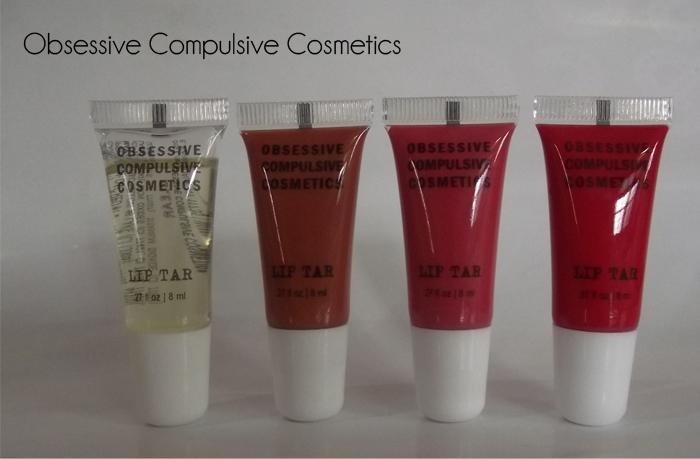 Lip Tars obsessive compulsive cosmetics