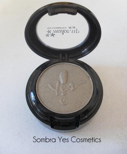 sombra yes cosmetics