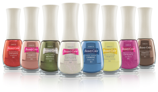 Esmalte Beauty Color: Mistura Brasileira