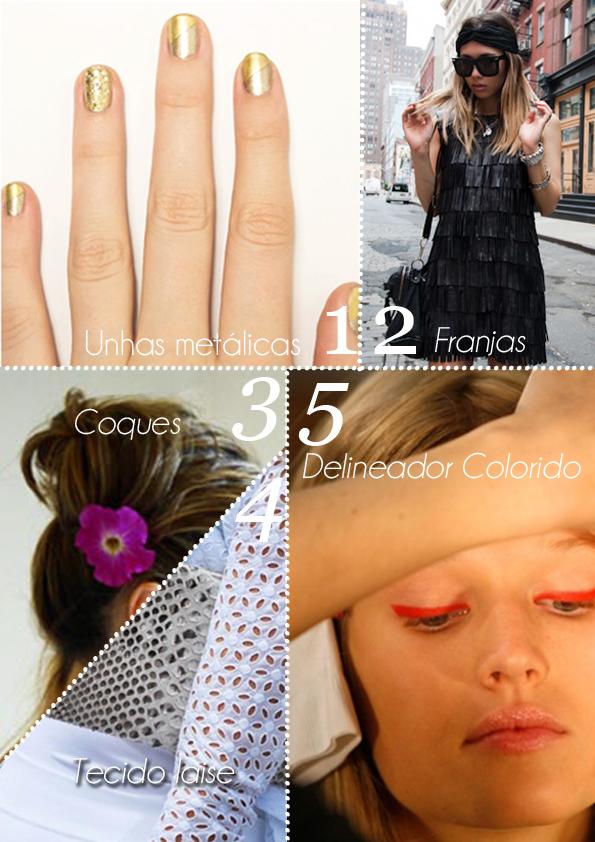 tendencia verão 2012