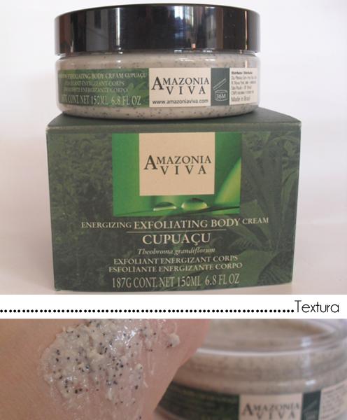 textura exfoliante corporal amazonia viva