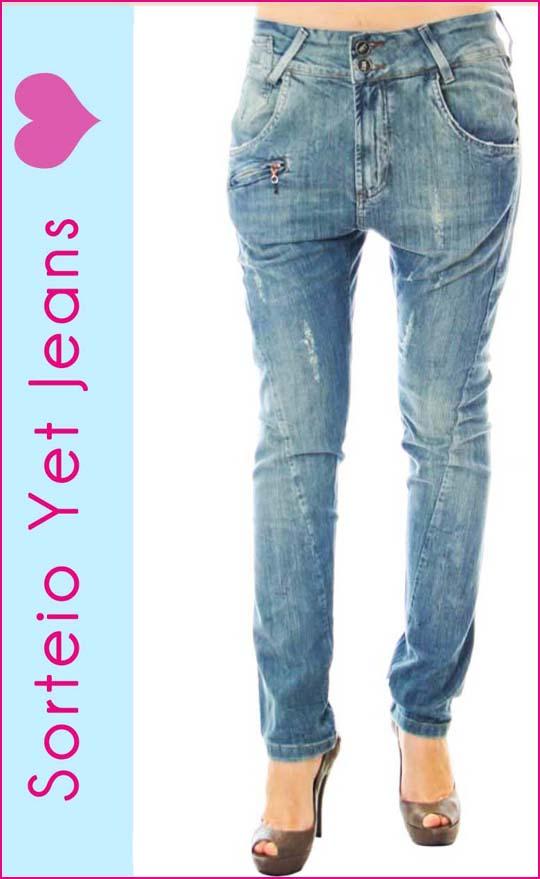 Calça Saruel Yet Jeans