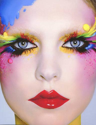 colorful-makeup