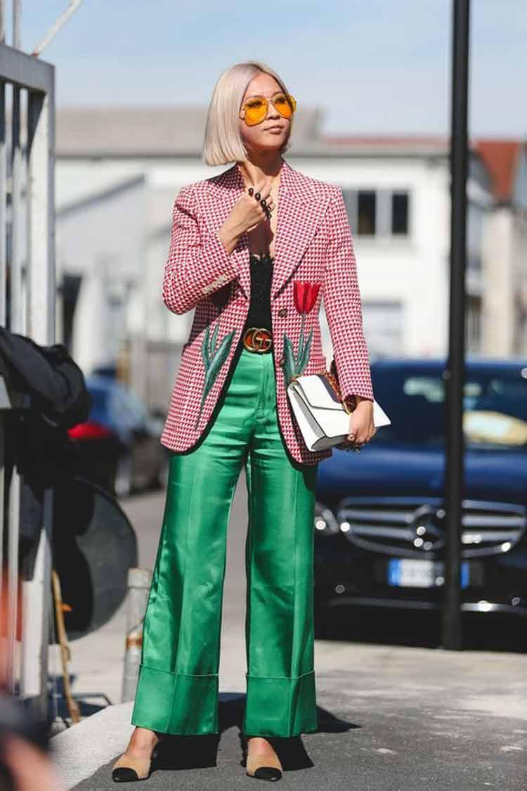 blazer-xadrez-vermelho,-calça-pantacourt-verde-looks-natal