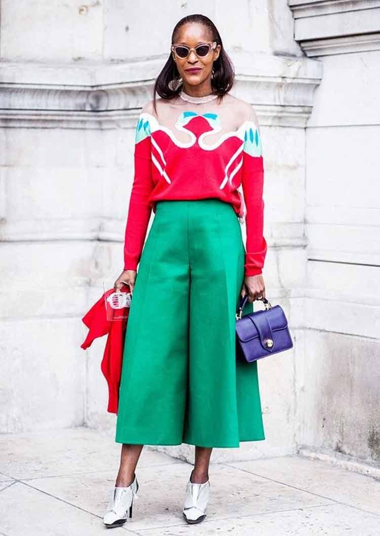 looks-com-vermelho-e-verde-calça-pantacourt