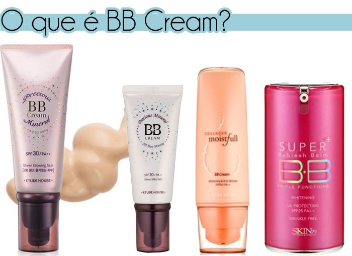 o que é bb cream