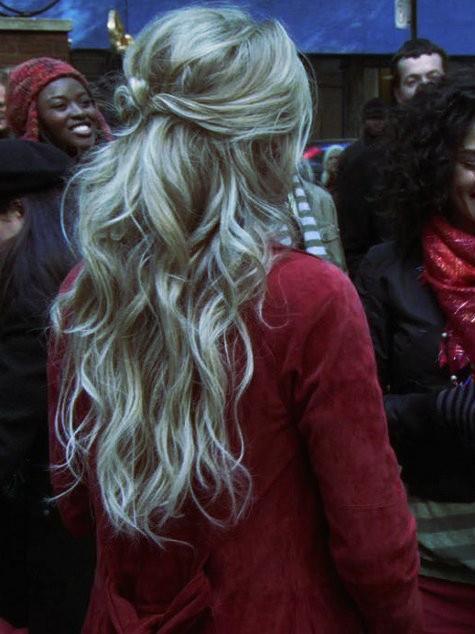 cabelos ondulados