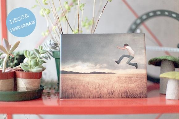azulejos com fotos do instagram