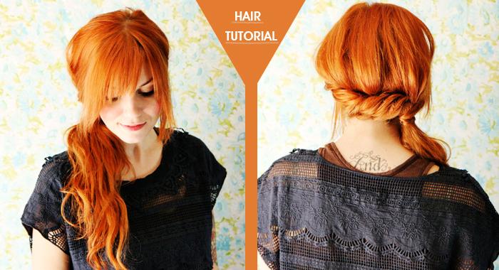 Tutorial de penteado para todos os tipos de cabelos
