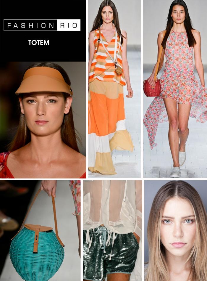 Fashion Rio verãso 2013 desfile Totem 2 dia