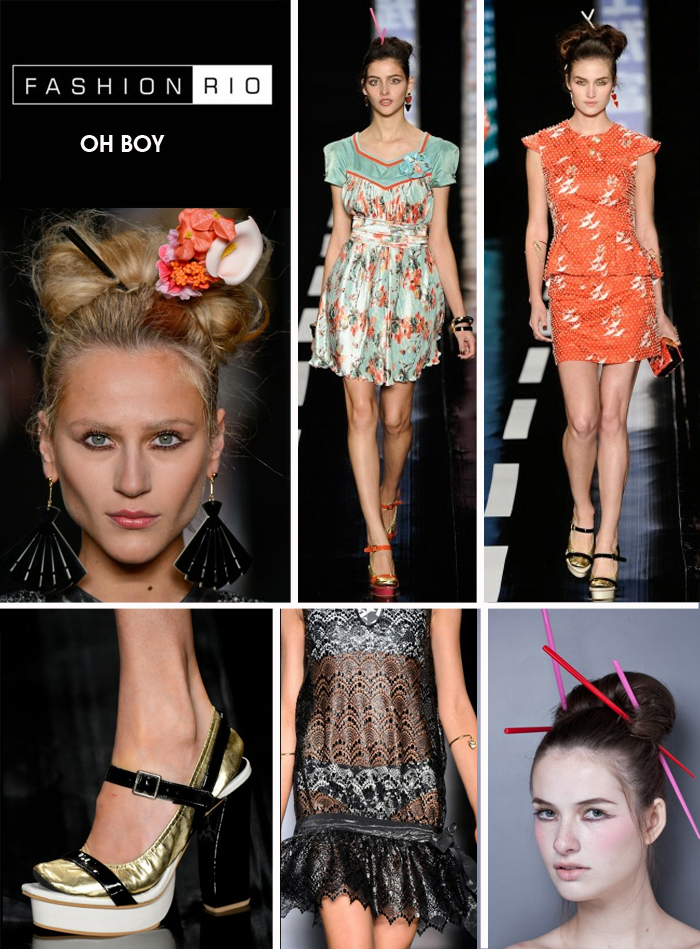 desfile fashion rio verão 2013 oh boy