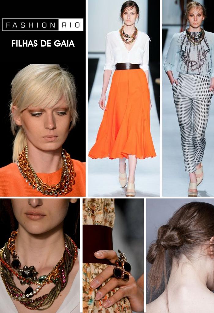 fashion rio verão 2013 desfile Filhas de Gaia