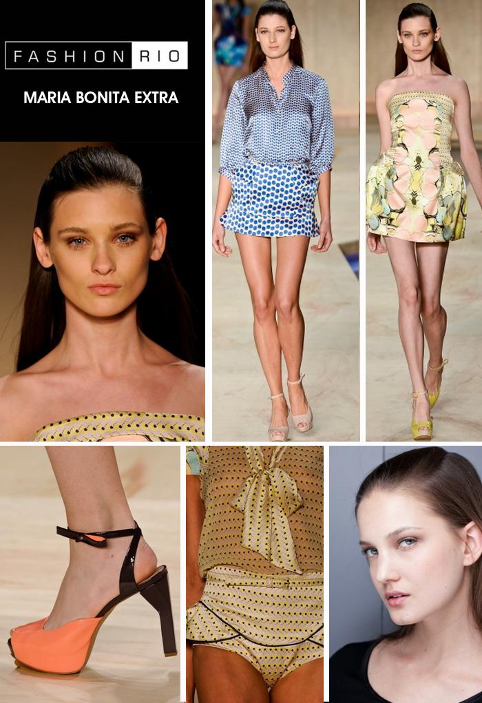 fashion rio verão 2013 desfile maria bonita extra