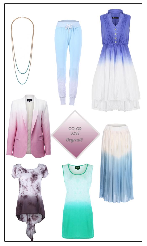 color love degradê blog MeninaIT