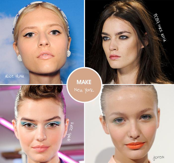 beleza New York Maquiagem MeninaIT