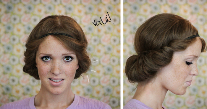 how-to-penteado-de-cabelos-Headband-tuck