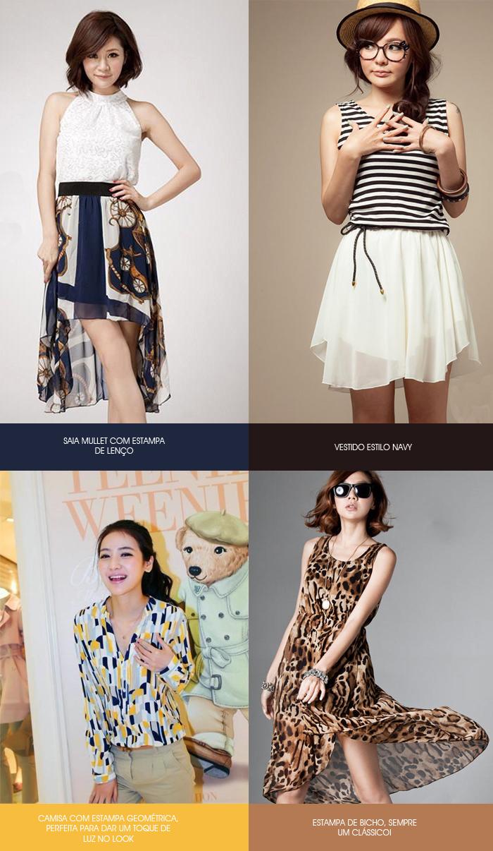 lojas internacionais que entregam no Brasil Coco fashion MeninaIT