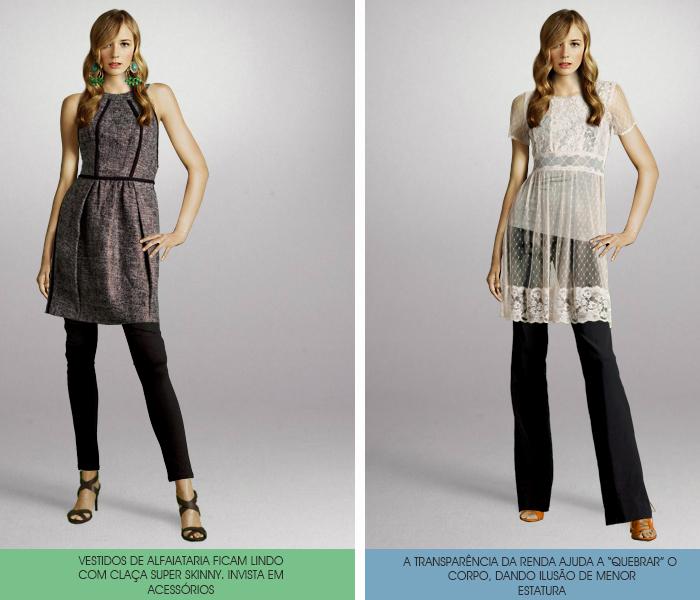 How To como usar vestido sobre a calça Estilo blog MeninaIT