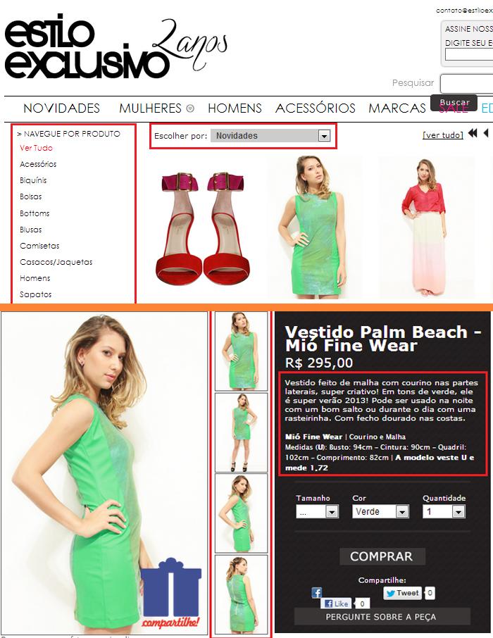 comprar no estilo exclusivo Blog MeninaIT