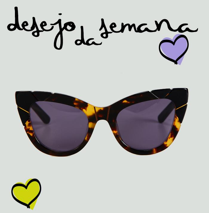 Desejo da Semana óculos pared Blog MeninaIT