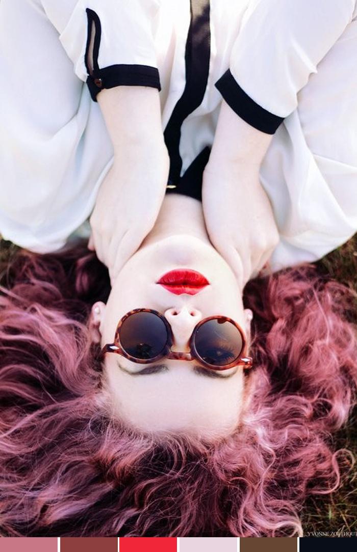 Inspirations of the week lipstick Blog MeninaIT