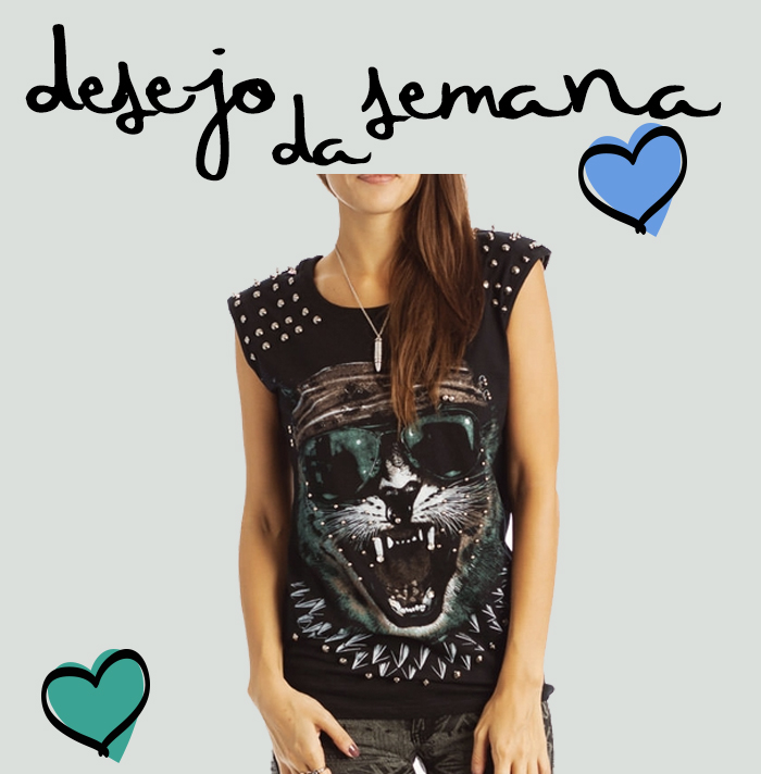 desejo da semana camiseta house of mother joana