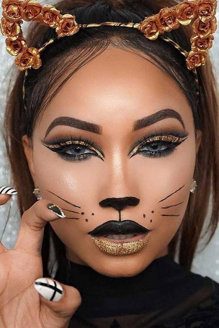 Maquiagem-para-Carnaval-de-Gatinha-como-fazer