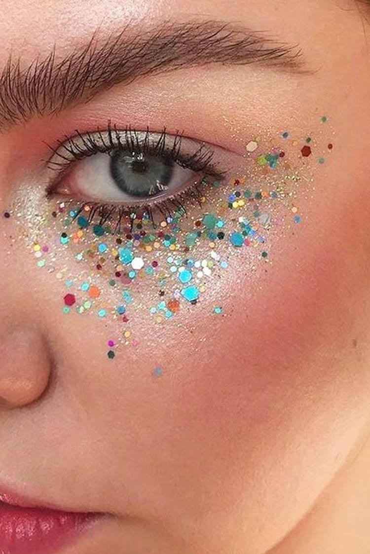 maquiagem-carnaval-2020-glitter