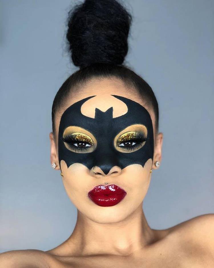 maquiagem-carnaval-batman