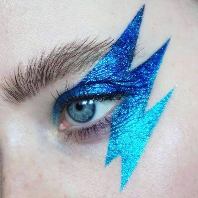 maquiagem-carnaval-raio
