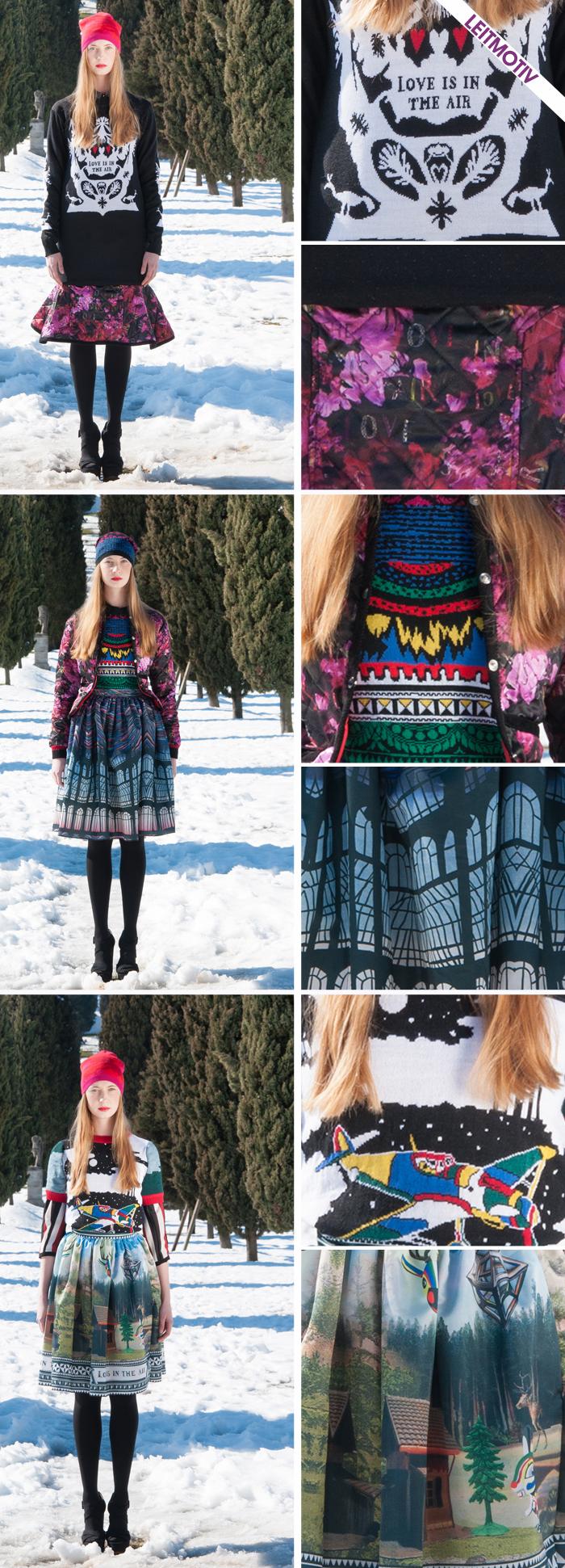 LEITMOTIV e suas combinações de estamparias Fashion Blog MeninaIT