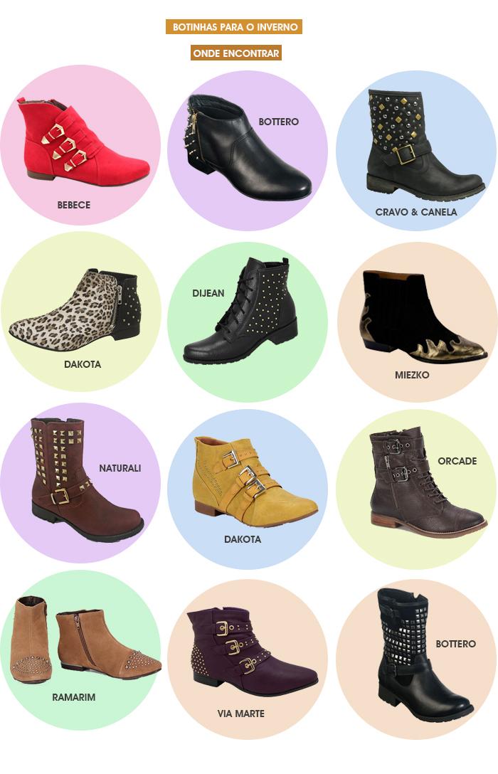 Onde comprar botas para o inverno 2013 Fashion Blog MeninaIT