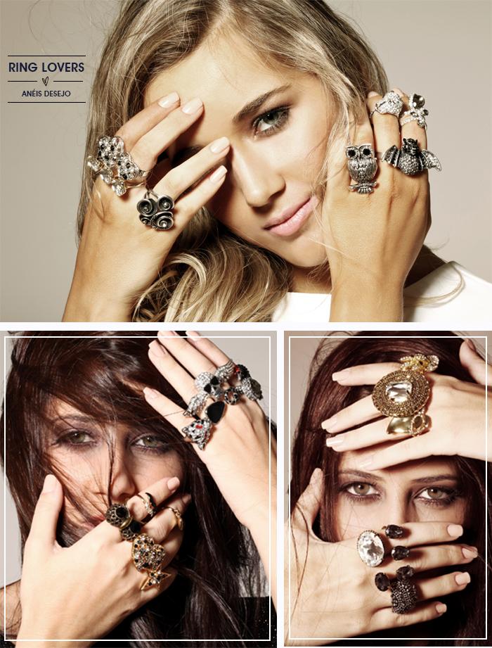 Ring Lovers anéis desejo Fashion Blog MeninaIT