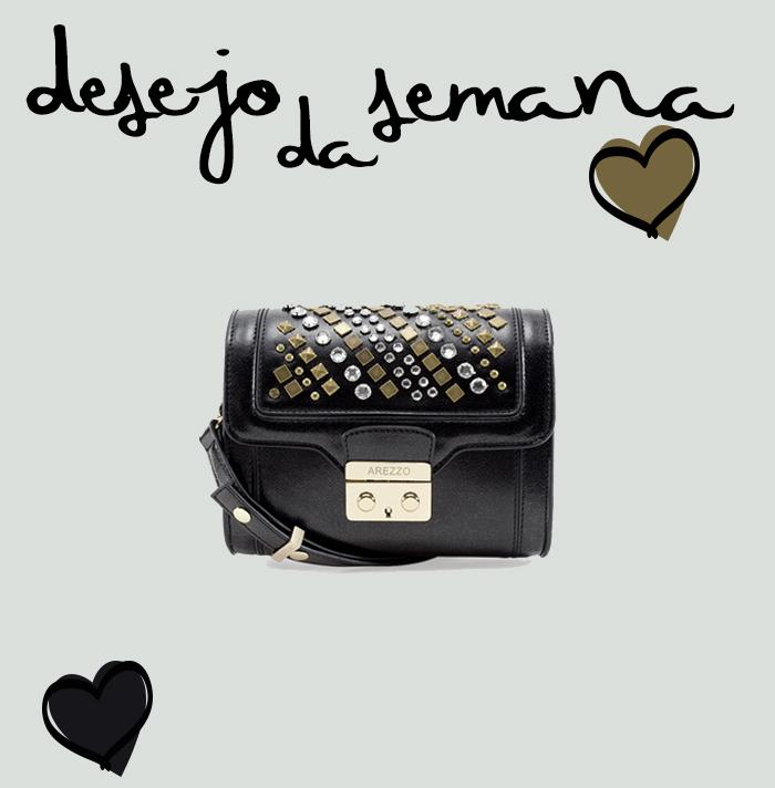 desejo da semana bolsa Arezzo Inverno 2013 fashion blog MeninaIT