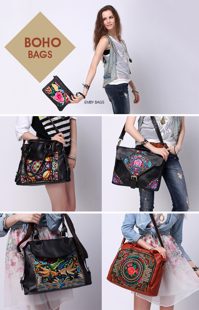 Boho bags by Emby Bags Blog MeninaIT
