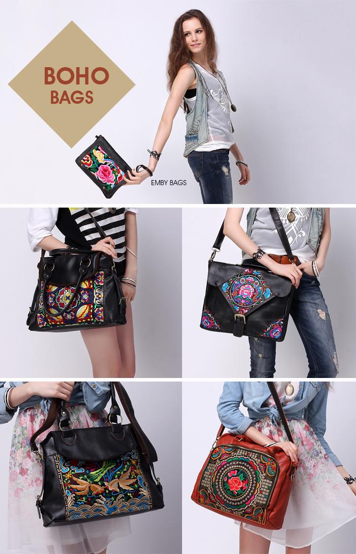 Boho bags by Emby Bags Blog MeninaIT