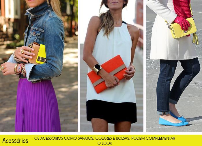 MeninaIT Deisi Remus Blog de Moda Avessórios coloridos para alegrar o look