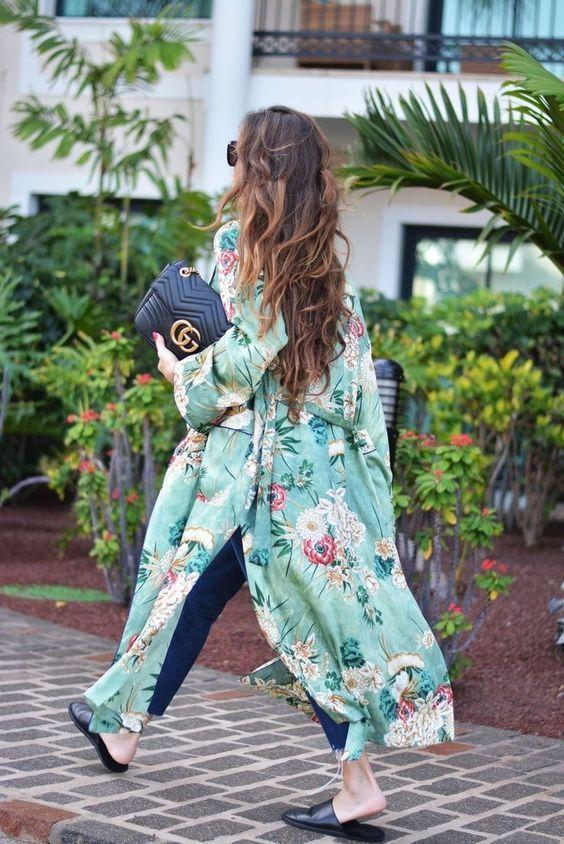 dicas de como usar kimono