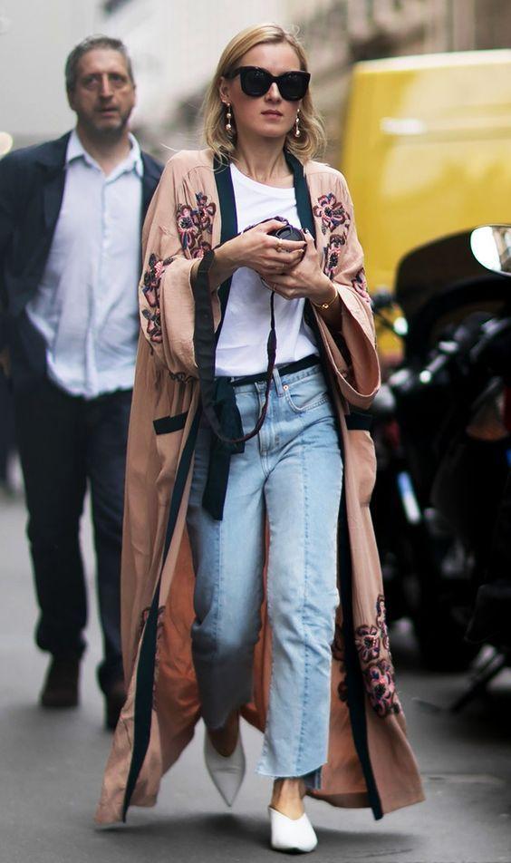 famosas com kimono