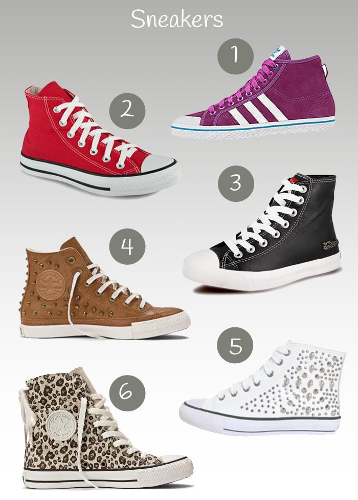 sneakersmontagem