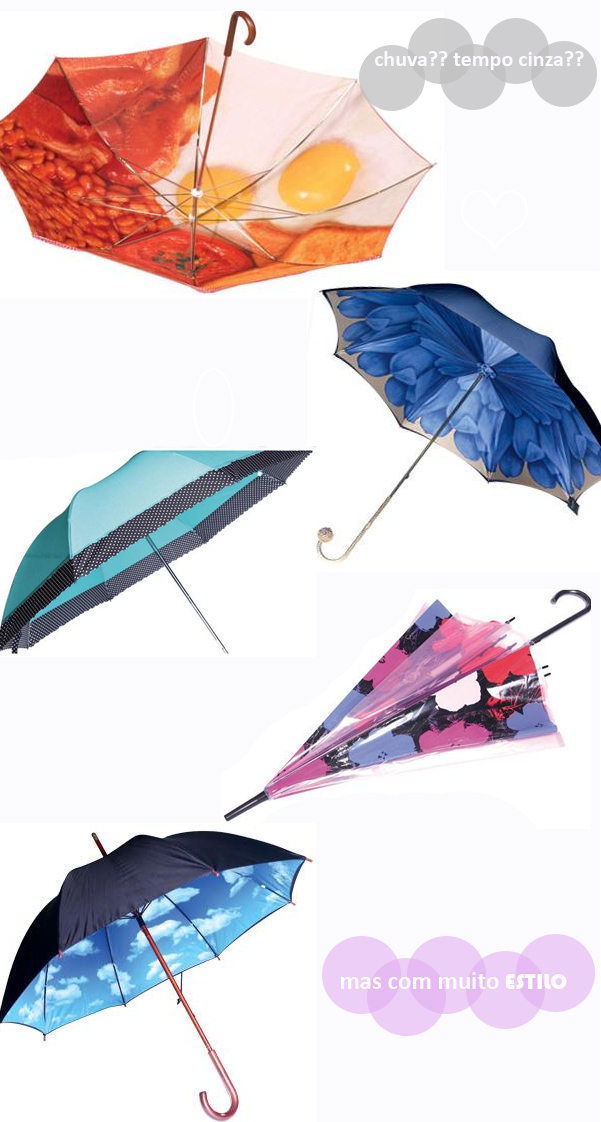 umbrellas sombrinhas Marina Otte m