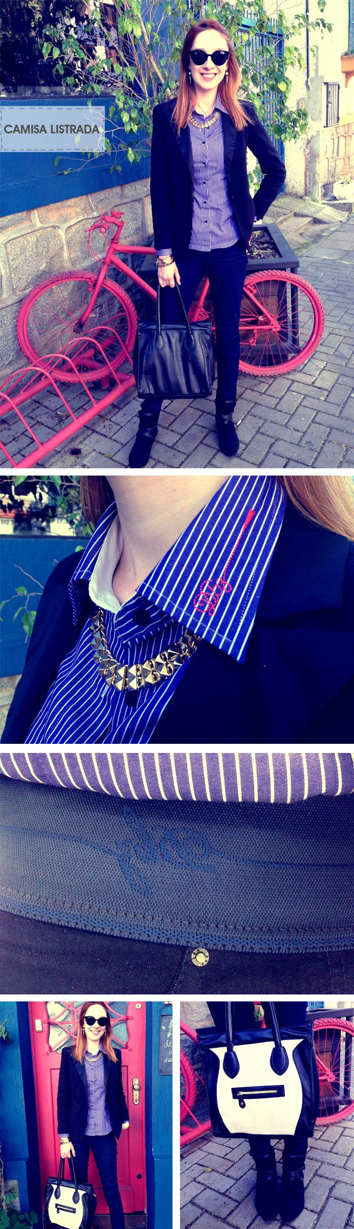 Look do dia Dia Deisi Remus Fashion Blog MeninaIT