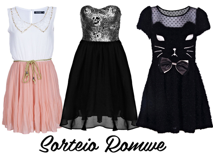 Sorteio Romwe
