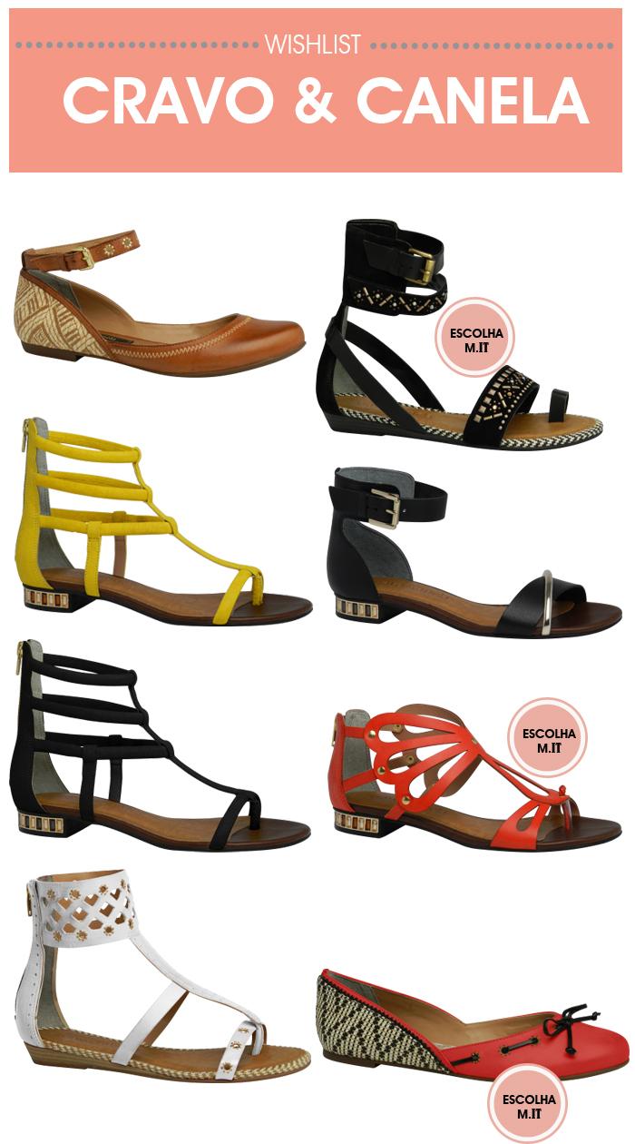 Coleção de verão Cravo e Canela Blog de moda feminina MeninaIT
