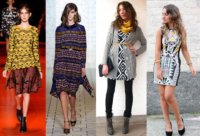 Como usar estampa étnica Blog de moda feminina