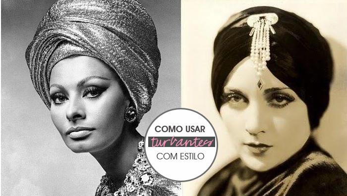 Como usar turbantes com estilo Site de moda feminina