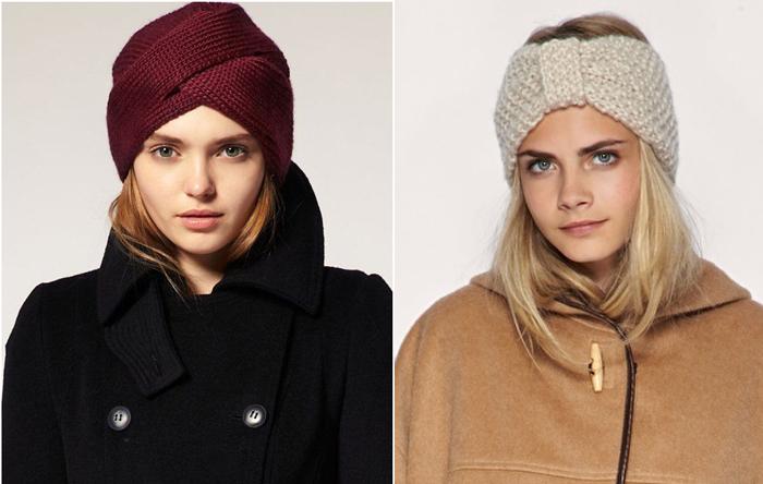 Como usar turbantes no inverno site de moda feminina