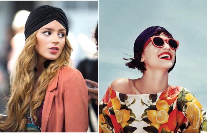 Turbantes na moda como usar site de moda Feminina